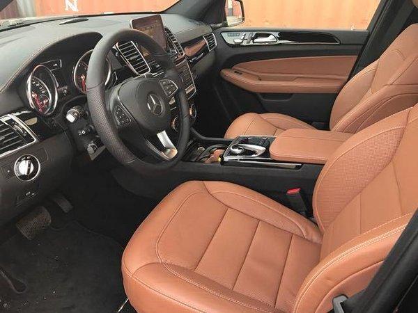 2017款奔驰GLS450  一睹领跑先驱新风采-图7