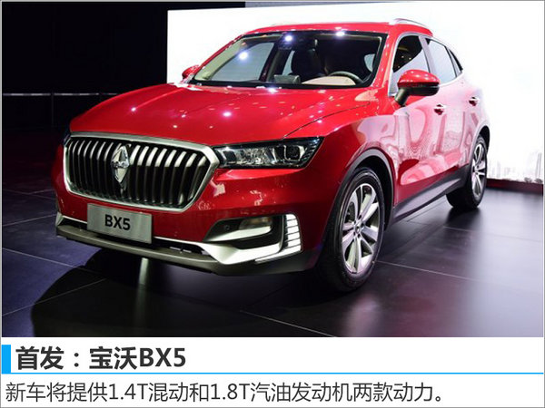 广州车展小排量新车汇总 省钱/动力增强-图18