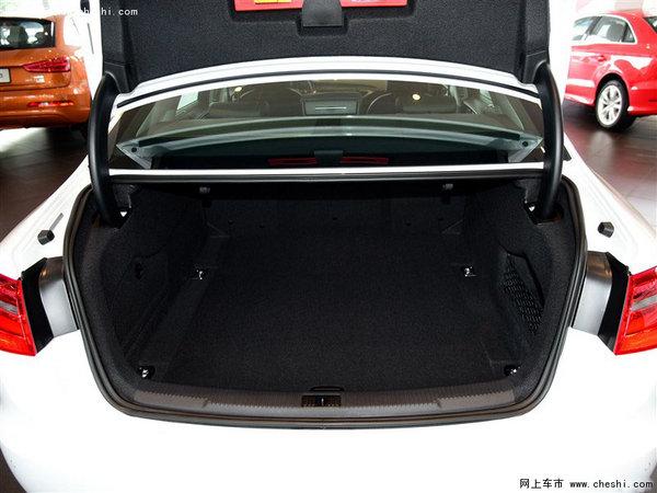 奥迪A6L优惠20万新行情 国产官车最低价-图11