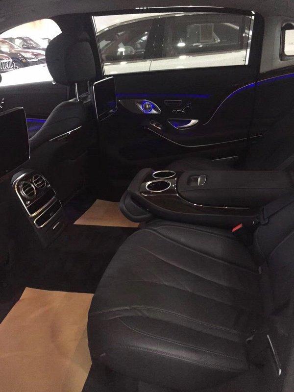 17款奔驰迈巴赫S600 美规价格津门最优惠-图6
