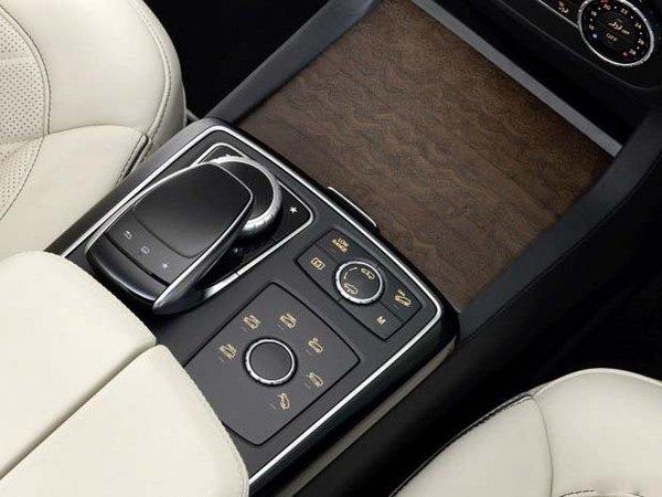 奔驰GLS400平行进口 越野潮款97万低价售-图7