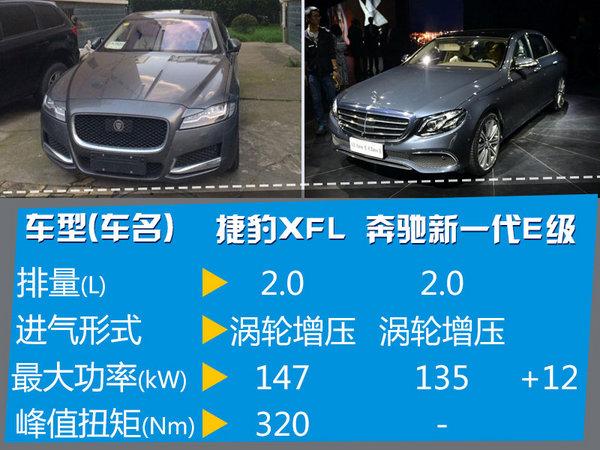 捷豹首款国产车无伪谍照曝光 9月将上市-图1