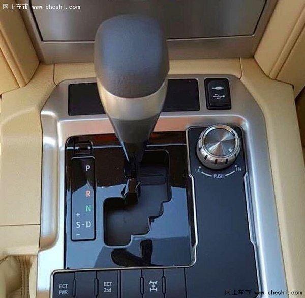 17款丰田兰德酷路泽4000价格只代表速度-图4