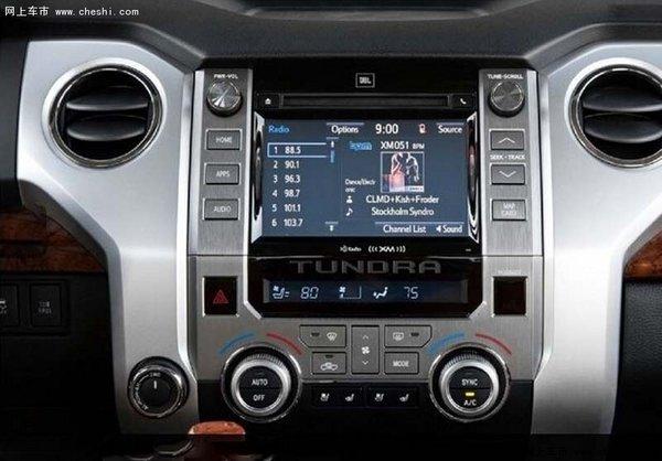 丰田坦途价格 丰田皮卡坦途天津最低价格高清图片
