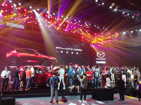 长安马自达第二代Mazda CX-5 耀世登场-图9