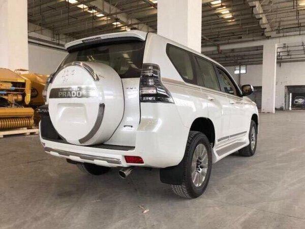 17款丰田霸道2700TXL 限量黎巴嫩版44万-图8