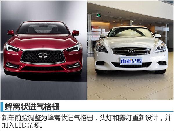 东风英菲尼迪推全新轿跑车 Q60国内首发(18日正式稿)-图4