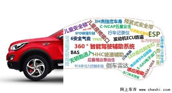 8万元纯正SUV 海马S5对味年轻一代高清图片