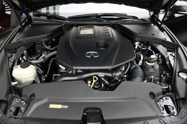 英菲尼迪全新Q60上市 2.0T现车43.68万起-图8