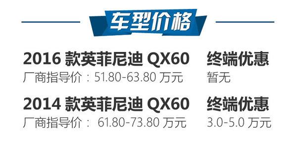小改款是否有诚意?英菲尼迪QX60新老对比-图1