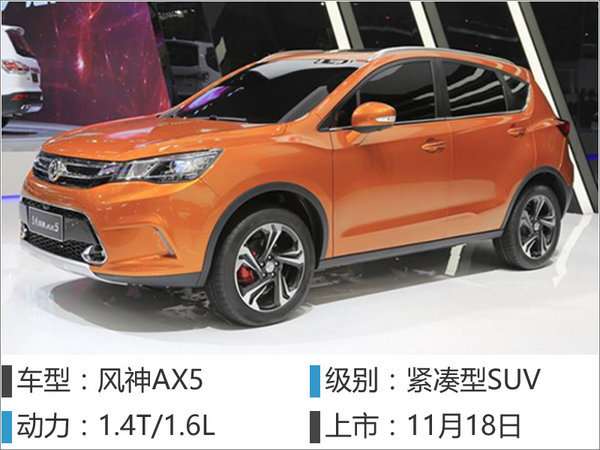26款SUV本月18日首发/上市 多为国产车-图20