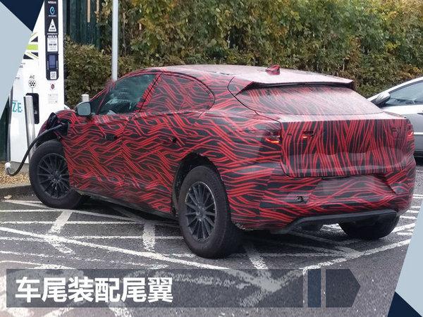 捷豹I-PACE量产版将明年3月亮相 竞争Model X-图3