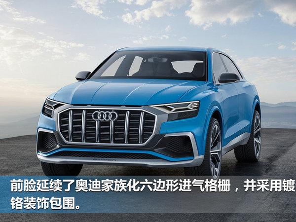 炫!奔驰+宝马+奥迪 将推出10款SUV-图11