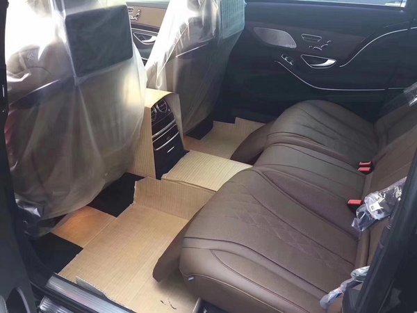 17款奔驰迈巴赫S450 配置升级驾乘新体验-图6