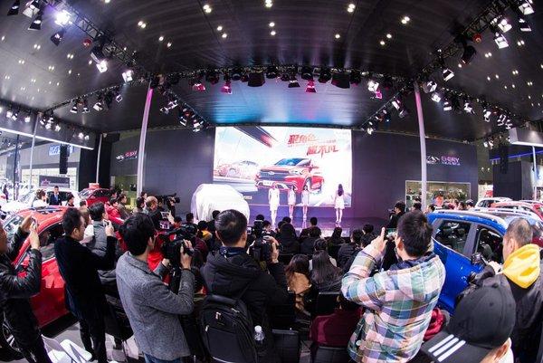 2018款瑞虎7长沙车展豪华登场9.79万起售-图1
