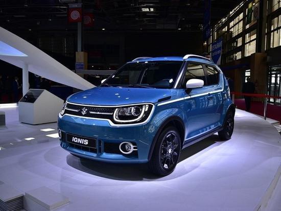 铃木英格尼斯1.2L小型SUV  预售价13.8万-图1