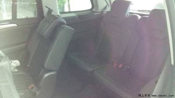 奔驰GL450全尺寸越野 经典SUV旗舰级四驱-图10