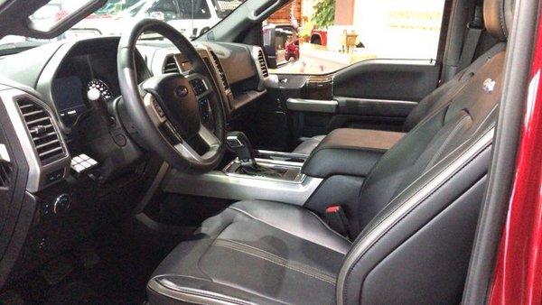 福特F150皮卡畅销榜首名列前茅 改装配置-图12