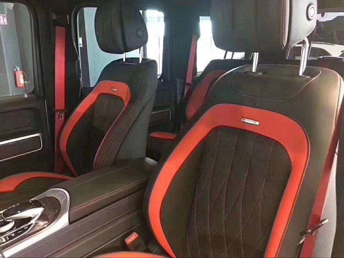 2019款奔驰G63全尺寸越野怪咖 最强大G级-图5