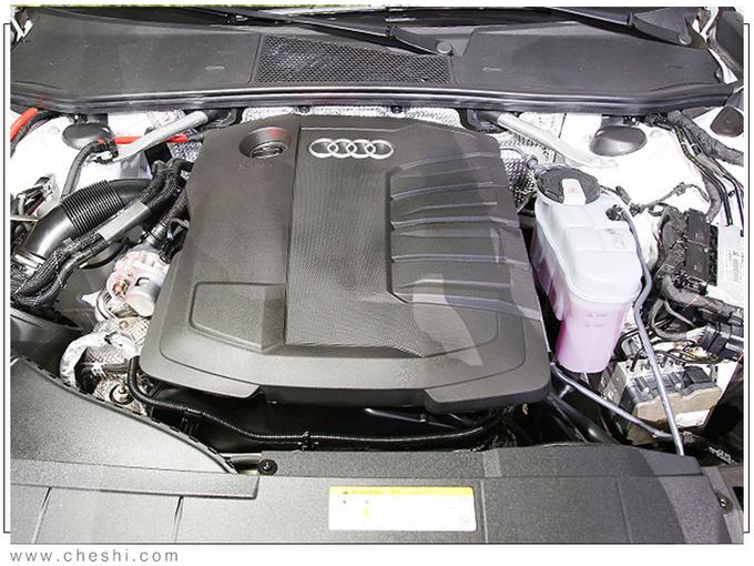 奥迪全新A6上市 尺寸超凯迪拉克CT5/PK宝马5系-图5