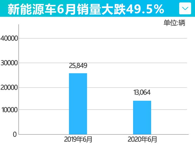 比亚迪新能源车6月销量腰斩 累计暴跌59.2-图5