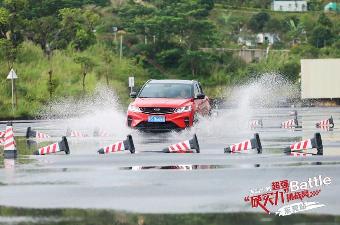 吉利缤越超强硬实力BATTLE挑战赛@东莞站-图2