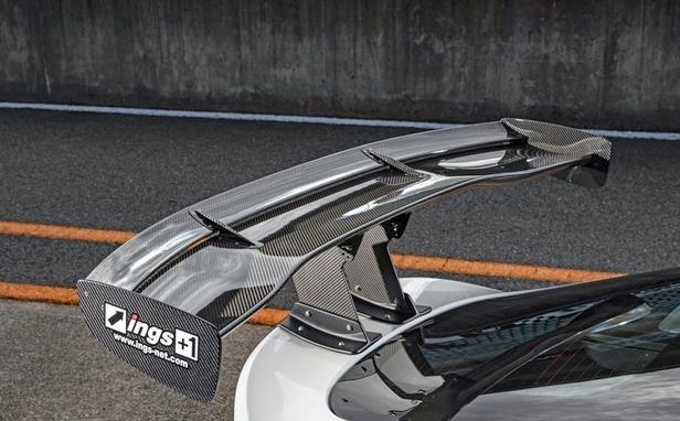 丰田Supra改装版实拍 外观夸张/最大可达520马力-图6