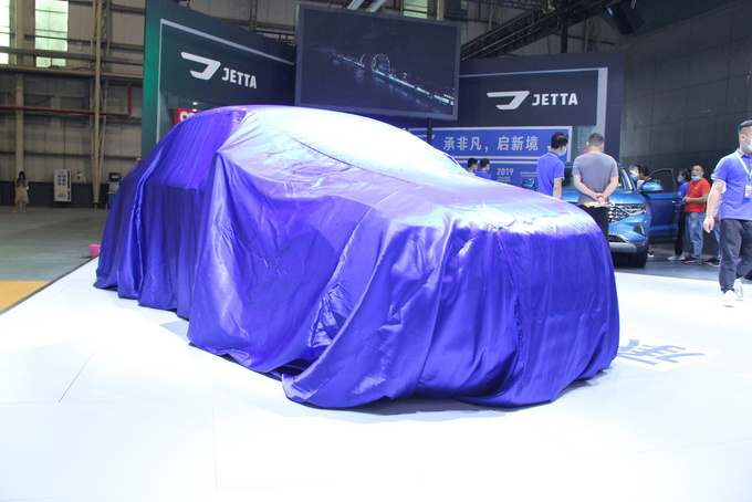 售7.68万元,捷达VA3向上人生版东莞国际车展上市-图1