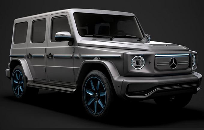 奔驰G级独立为子品牌将推纯电动版等多款新车-图1