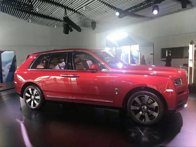 劳斯莱斯库里南SUV 全国第一批定金优先-图5