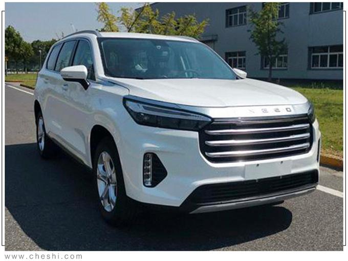 34款新SUV八天后亮相 新GLS领衔/最低7万多起售-图16