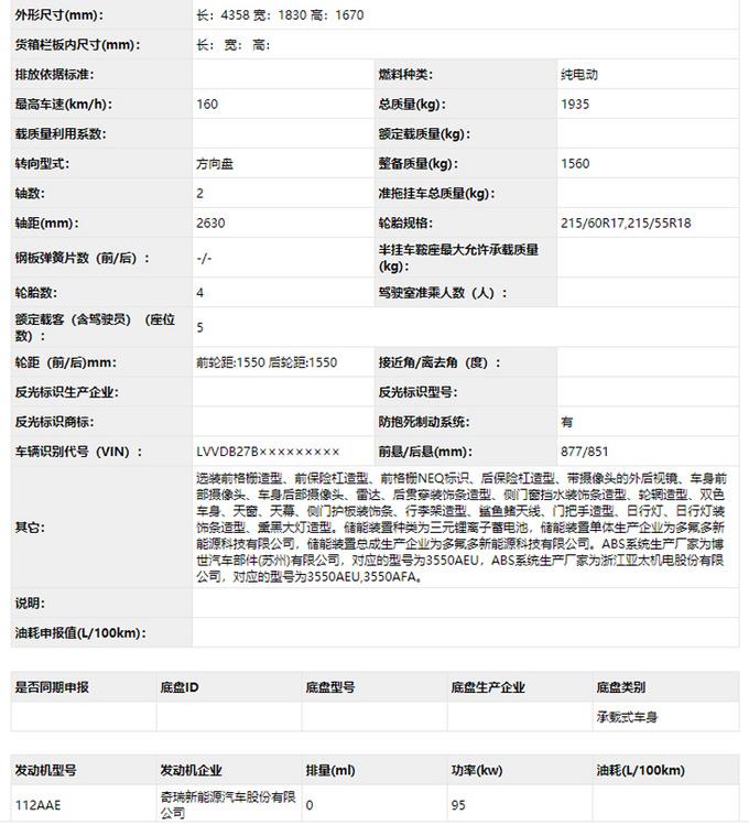 奇瑞新款瑞虎e曝光外观调整/密集恐惧症慎点-图6