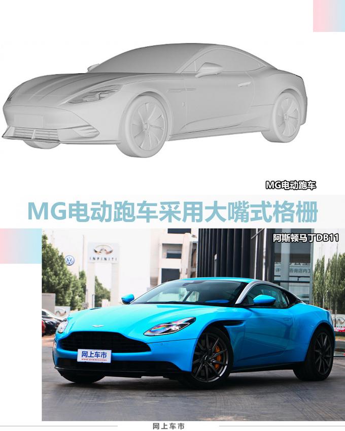上汽名爵今年推出3款新车 HS大改款还有双门轿跑-图7