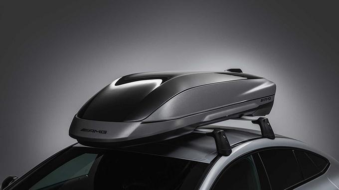 增加实用性 梅赛德斯-AMG推出官方车定行李箱-图4