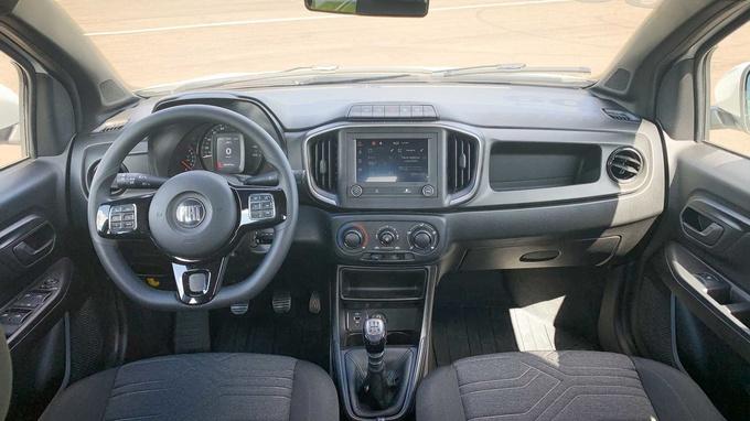 菲亚特承载式皮卡Strada正式上市8.2—10.3万元-图3