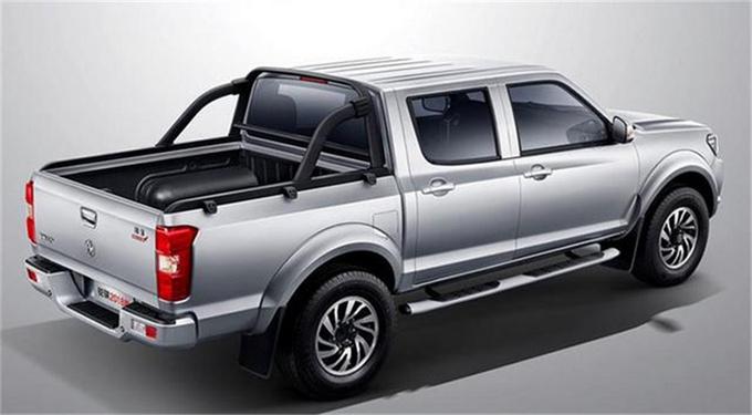 郑州日产锐骐柴油国六明日上市搭载经典ZD25柴油机-图5