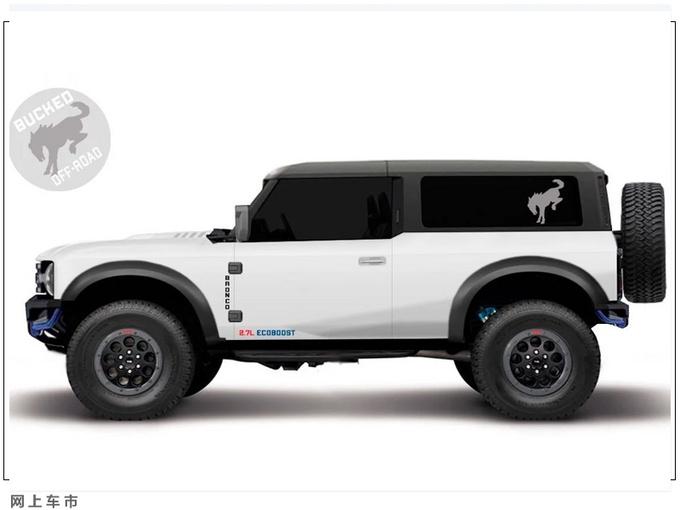 福特全新SUV 7月13日发布 推三种版本/搭2.7T引擎-图4