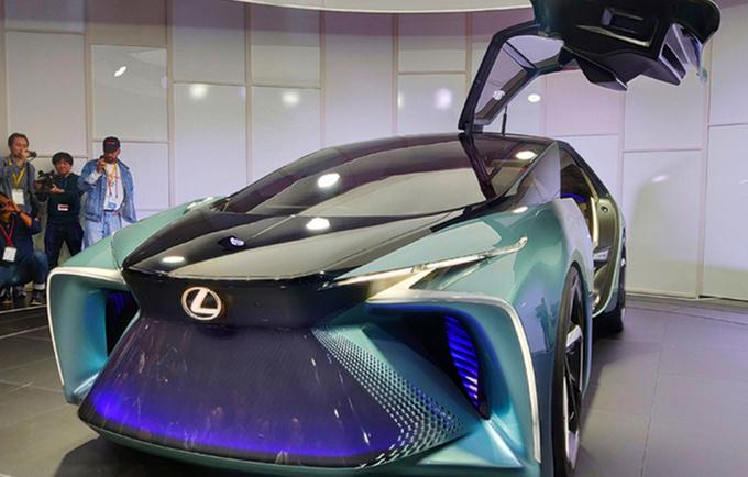 雷克萨斯将推全新纯电动车 动力堪比3.5L混动-图2