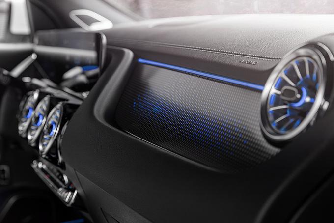 奔驰EQA首发 国产车型将搭双电机/续航超500公里-图7