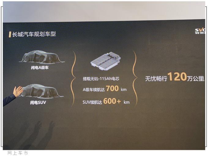 蜂巢能源无钴电池产品家族亮相 率先搭载至长城汽车-图4