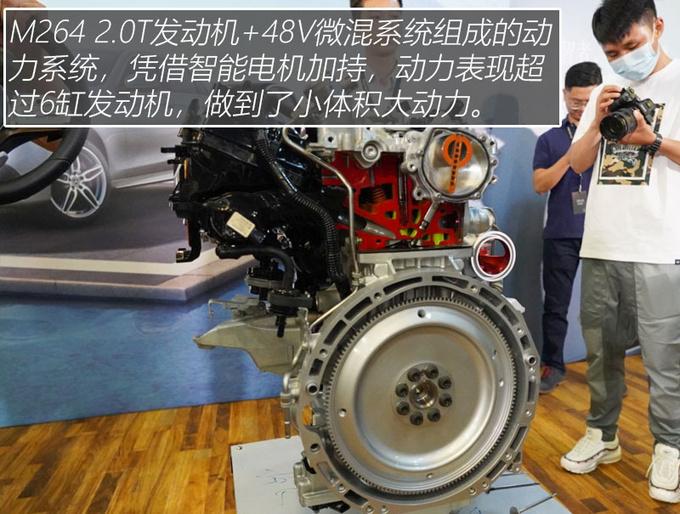改款似换代 新一代长轴距E级车 豪华智能进E步-图4