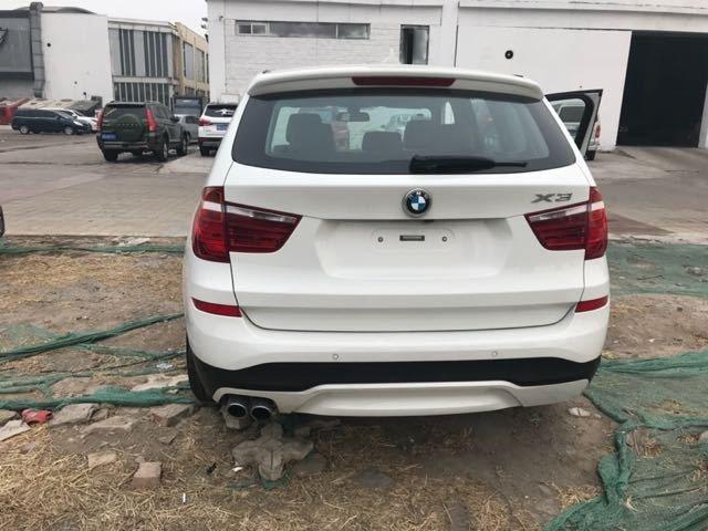 2017款宝马X3 中东版2.0T汽油成本价畅销-图4