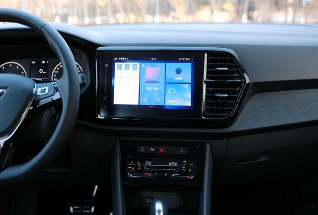 捷达VS7售10.68万起,全系标配无线充电 定速巡航-图9