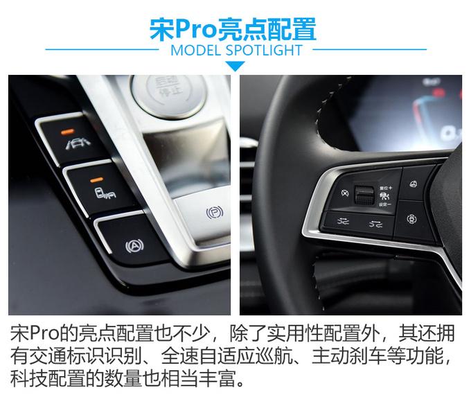 谁是国民精品SUV的代言人 长安欧尚X7 PK宋Pro-图11