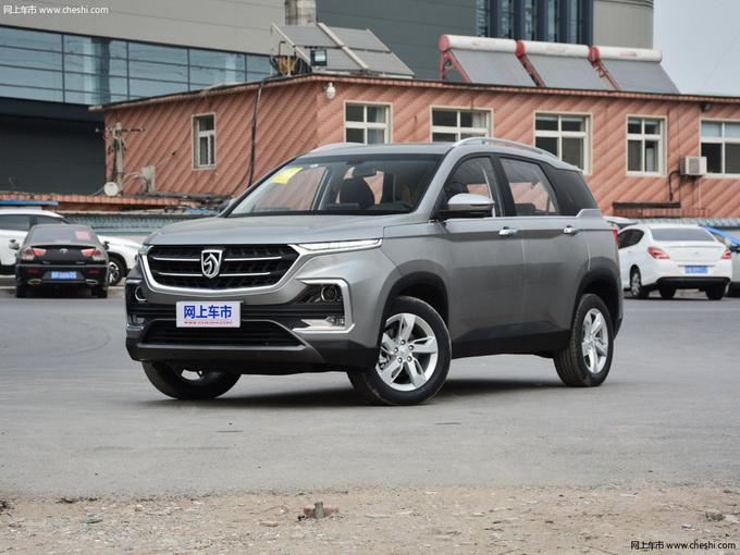 8万元预算还想买省油的SUV只能在这三款里选了-图6