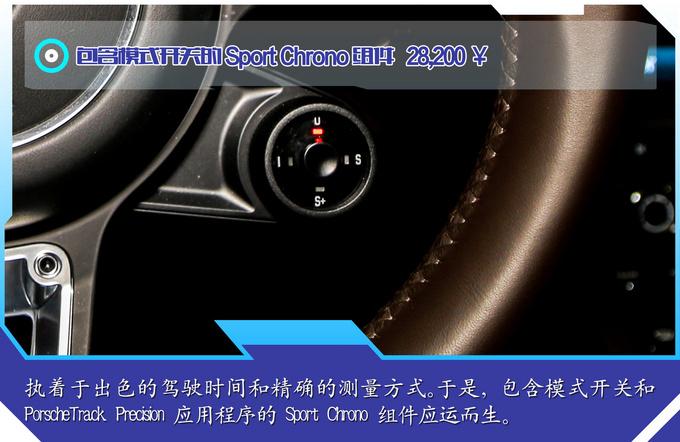 23万买啥车别傻了也就勉强买套911选装件-图11