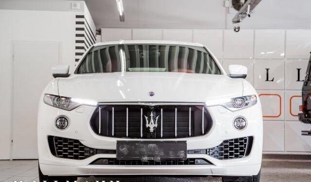 18款玛莎拉蒂SUV 高功率越野超级优惠价-图2