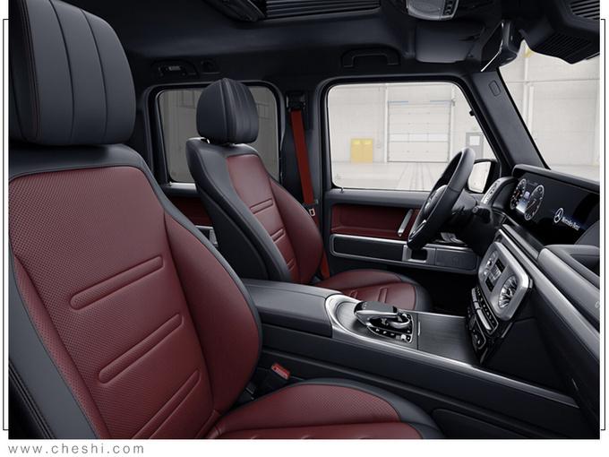 奔驰G暗夜特别版/AMG G63上市 售185.88万起-图5