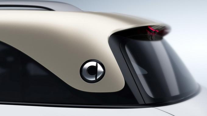 概念图曝光Smart推出电动SUV 即将亮相慕尼黑-图3