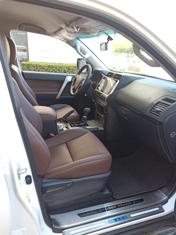 18款柴油丰田霸道2800 安全舒适动能强劲-图8